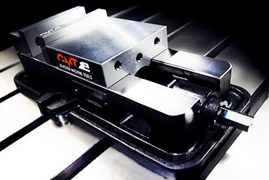 """GSV-440 4"""" Standard CNC Vise"""
